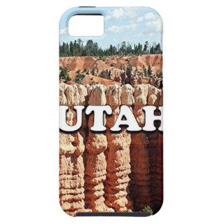 Capa Para iPhone 5 Utá: Parque nacional da garganta de Bryce
