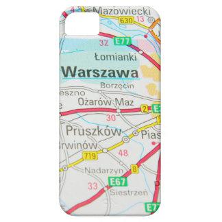 Capa Para iPhone 5 Varsóvia, Varsóvia no Polônia