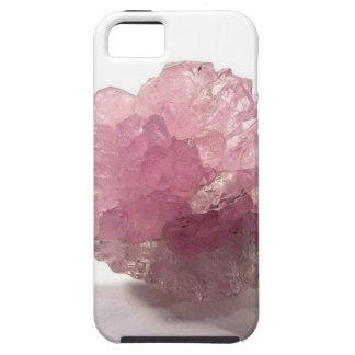 Capa Para iPhone 5 Viajantes da felicidade de quartzo cor-de-rosa