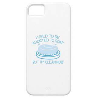 Capa Para iPhone 5 Viciado ao sabão