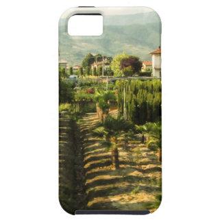 Capa Para iPhone 5 Vinho crescente no impressão da foto de Toscânia