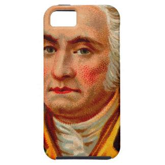 Capa Para iPhone 5 Vintage de George Washington