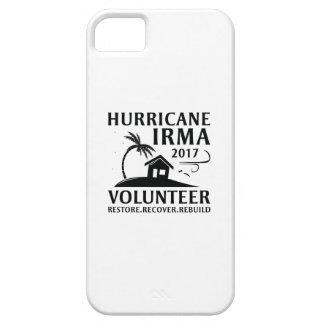 Capa Para iPhone 5 Voluntário de Irma do furacão