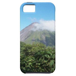 Capa Para iPhone 5 vulcão de arenal