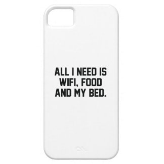 Capa Para iPhone 5 WifiFoodBed1A