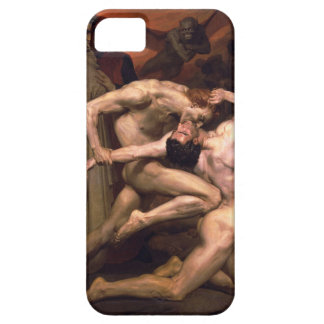 Capa Para iPhone 5 William-Adolphe_Bouguereau_ (1825-1905) _-_Dan