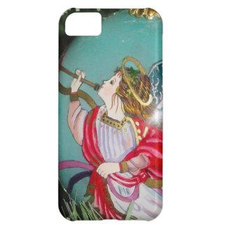 Capa Para iPhone 5C Anjo do Natal - arte do Natal - decorações do anjo
