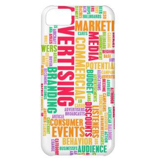 Capa Para iPhone 5C Anúncio em linha e no método tradicional dos meios