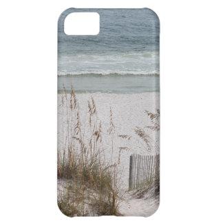 Capa Para iPhone 5C Aveia do mar ao longo do lado da praia