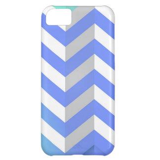 Capa Para iPhone 5C Azul e cinza