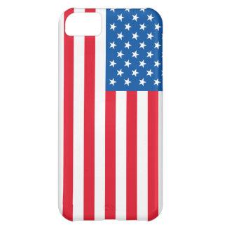 Capa Para iPhone 5C Bandeira dos Estados Unidos da bandeira dos EUA