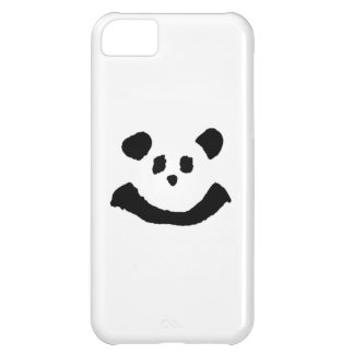 Capa Para iPhone 5C Cara da panda