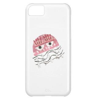 Capa Para iPhone 5C Caso de IPhone 5C do pente das medusa