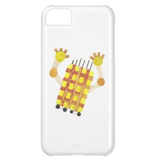 Capa Para iPhone 5C Caso de patinagem de IPhone 5C do sabão