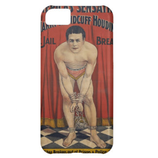 Capa Para iPhone 5C Caso do iPhone 5C de Houdini da algema de Harry
