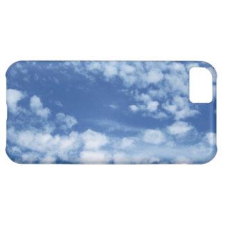 Capa Para iPhone 5C Céu nebuloso