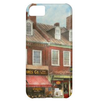 Capa Para iPhone 5C Cidade - DM de Easton - uma fatia da vida