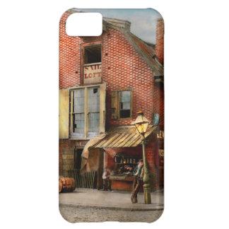 Capa Para iPhone 5C Cidade - PA - peixes & disposições 1898