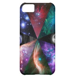 Capa Para iPhone 5C Colagem da astronomia
