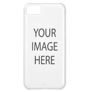 Capa Para iPhone 5C Criar o costume mal lá