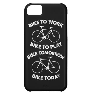 Capa Para iPhone 5C Da bicicleta ciclismo legal para sempre -