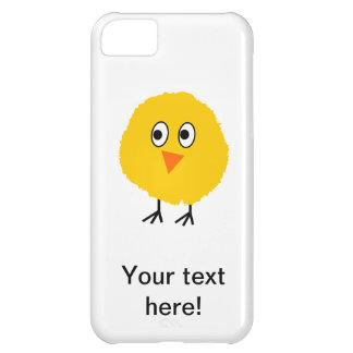 Capa Para iPhone 5C Desenhos animados bonitos da galinha