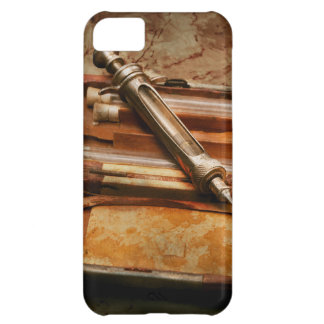 Capa Para iPhone 5C Doutor - a seringa Hypodermic