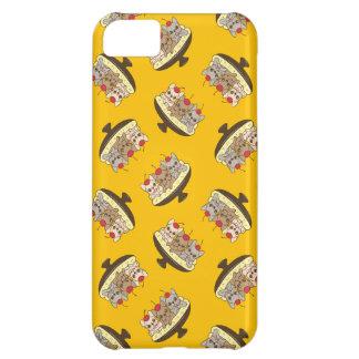 Capa Para iPhone 5C Estes Frenchies querem ser sua separação de banana