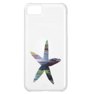Capa Para iPhone 5C Estrela do mar