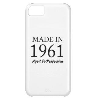 Capa Para iPhone 5C Feito em 1961