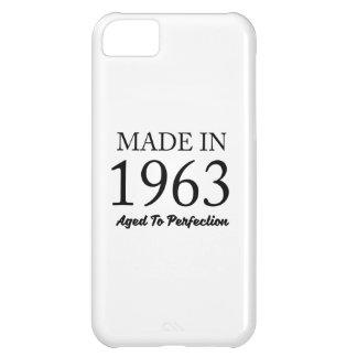 Capa Para iPhone 5C Feito em 1963