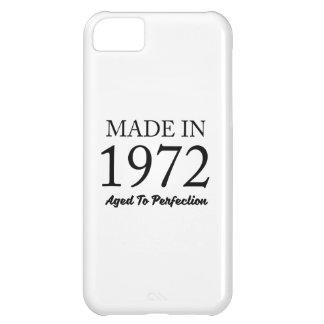 Capa Para iPhone 5C Feito em 1972