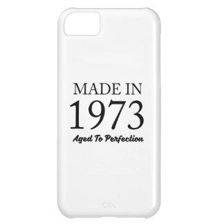 Capa Para iPhone 5C Feito em 1973