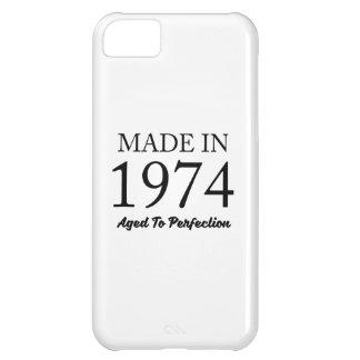 Capa Para iPhone 5C Feito em 1974