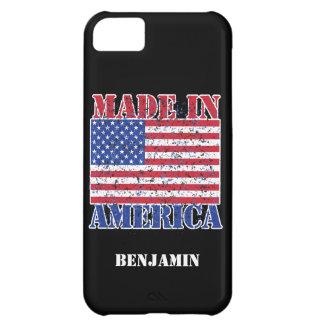 Capa Para iPhone 5C Feito em América