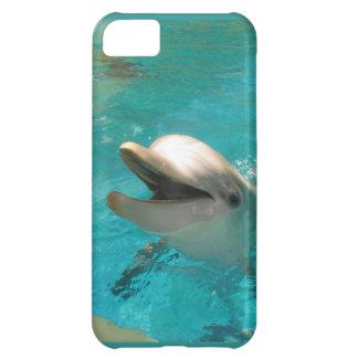 Capa Para iPhone 5C Golfinho de sorriso