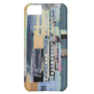 Capa Para iPhone 5C Ilha de San Juan da balsa do porto de sexta-feira