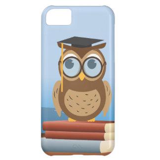 Capa Para iPhone 5C Ilustração da coruja