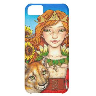 Capa Para iPhone 5C Leo