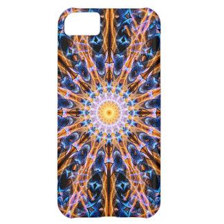 Capa Para iPhone 5C Mandala da estrela da alquimia