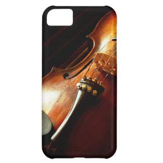 Capa Para iPhone 5C Música - violino - os clássicos