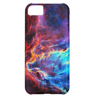 Capa Para iPhone 5C Nebulosa composta da estrela da cor imponente