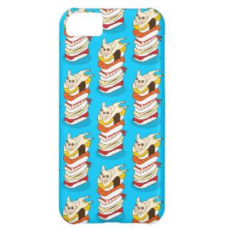 Capa Para iPhone 5C Noite japonesa do sushi para o buldogue francês