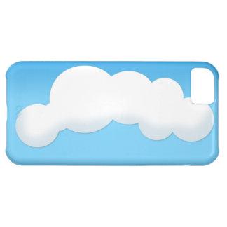 Capa Para iPhone 5C Nuvem