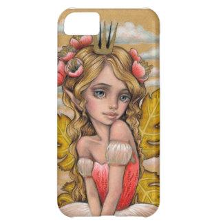 Capa Para iPhone 5C Princesa Fae