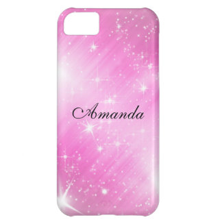 Capa Para iPhone 5C Rosa do caso Iphone5