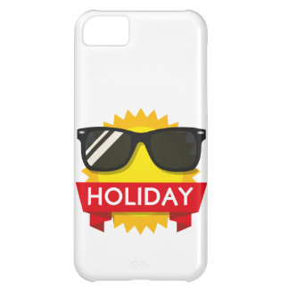 Capa Para iPhone 5C Sol legal dos sunglass