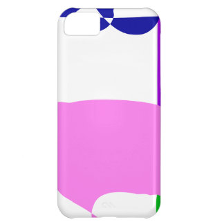 Capa Para iPhone 5C Uma fruta cor-de-rosa