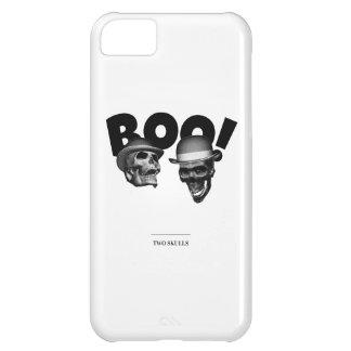 Capa Para iPhone 5C Vaia de dois crânios!