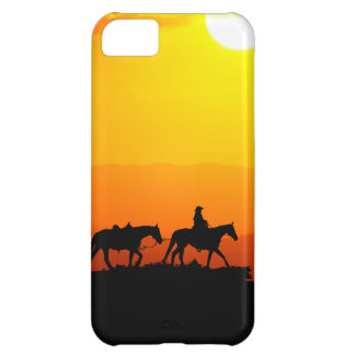 Capa Para iPhone 5C Vaqueiro-Vaqueiro-texas-ocidental-país ocidental